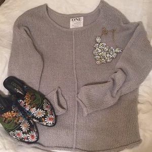 One teaspoon sweater
